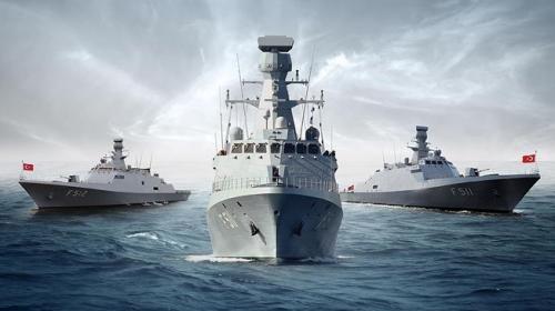 Türkiye denizlerdeki gücünü milli imkanlarla artırıyor