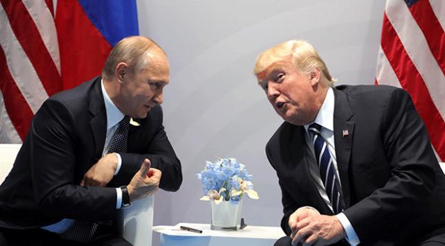 Trump Putini Washingtona davet etti