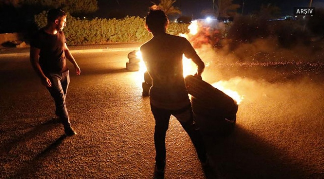 Irakta protestocular İran Sınır Kapısı yolunu kapadı
