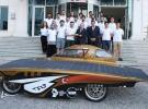Bakan Mustafa Varank İTÜ Güneş Arabası Ekibi'ni kabul etti