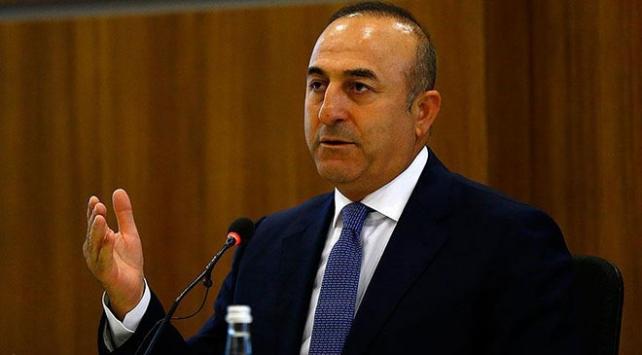 Bakan Çavuşoğlu: Türkiye her zaman Kıbrıs Türk halkının yanında olacaktır