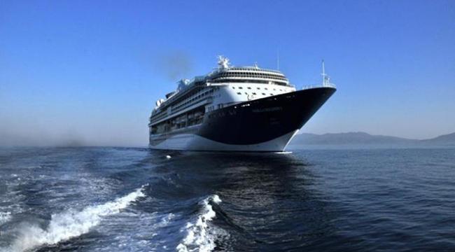Kruvaziyer turizminde Türkiyenin yıldızı yeniden parlıyor