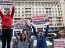 Rusya'da emeklilik yaşının yükseltilmesi protesto edildi