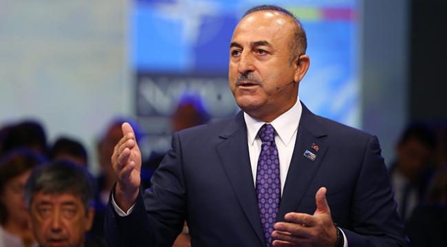 Çavuşoğlu: Türkiyeye saygı duymaları gerektiğini öğreniyorlar