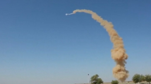 Rusyadan yeni balistik füze savunma sistemi denemesi