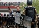Irak'ta hükümet karşıtı protestolar şiddetini artırdı