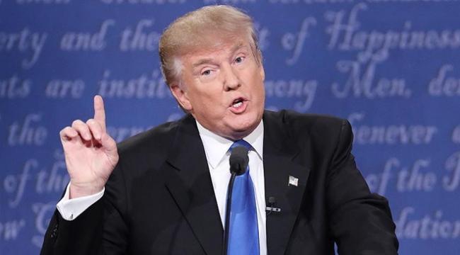 ABD Başkanı Trump: Çine 500 milyar dolarlık gümrük vergisi getirebilirim