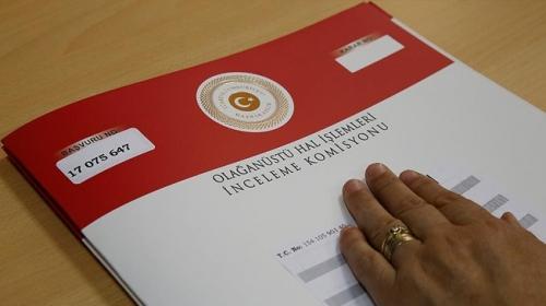 TRT Haber OHAL Komisyonunun çalışmalarını görüntüledi