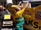 Mersin Akdeniz Belediyesi'nden 'Çöp Taksi' uygulaması