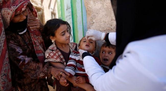 Dünya Sağlık Örgütü Yemene 168 ton ilaç ulaştırdı