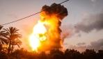 İsrail Gazze şeridini bombaladı