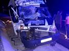 İşçileri taşıyan minibüs kamyona arkadan çarptı: 15 yaralı