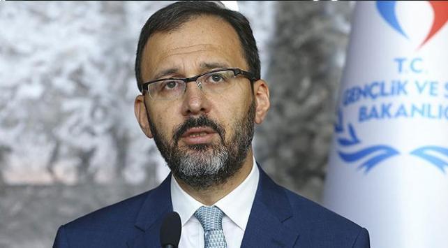 Gençlik ve Spor Bakanı Mehmet Kasapoğlu, İTÜlü gençleri kabul etti