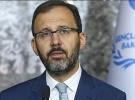 Gençlik ve Spor Bakanı Mehmet Kasapoğlu, İTÜ'lü gençleri kabul etti