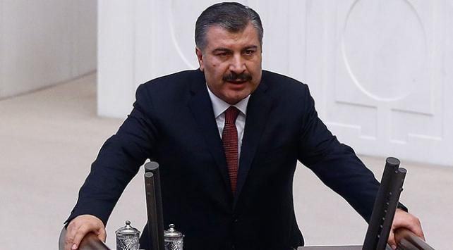 Sağlık Bakanı Fahrettin Koca, Dr. Aytekin Kaymakçıya yapılan saldırıyı kınadı