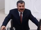 Sağlık Bakanı Fahrettin Koca, Dr. Aytekin Kaymakçı'ya yapılan saldırıyı kınadı