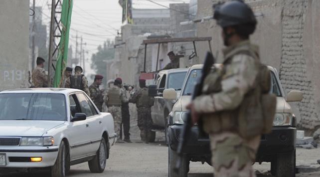 Irakta mühimmat deposunda patlama: 15 yaralı