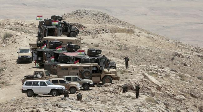 Irak ordusu çekildi, PKK Musula konuşlanıyor