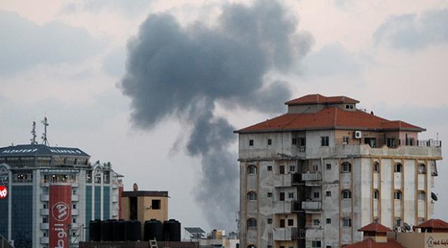 İsrail dün akşam ilan edilen ateşkesi ihlal etti