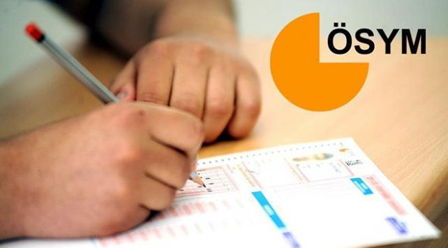 Dikey Geçiş Sınavı (DGS) ilk kez 81 ilde yapıldı