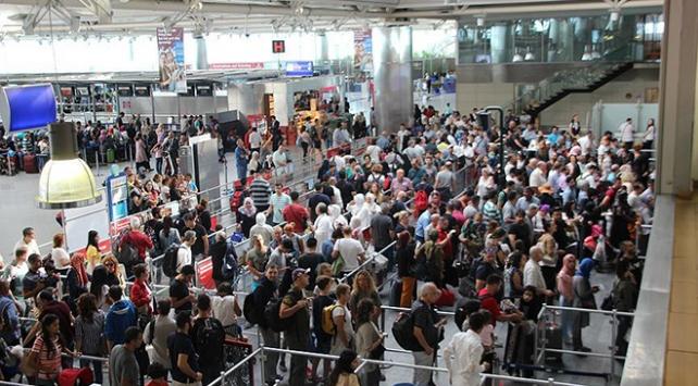 İstanbul havalimanları uçuşa geçti