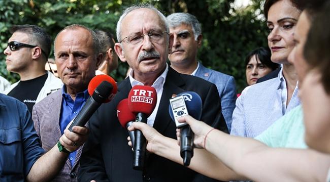 Kılıçdaroğlundan kurultay çıkışı: Birileri koltuk derdinde