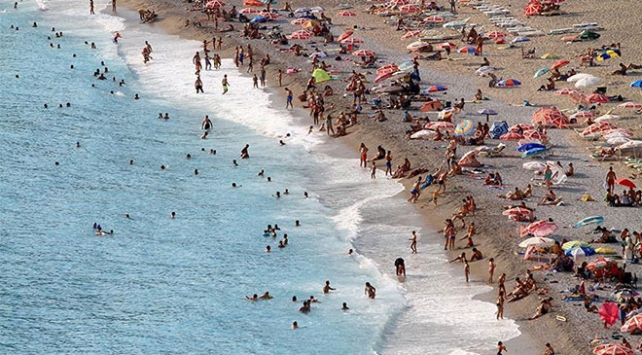 Alman turistin Türkiye'ye ilgisi arttı