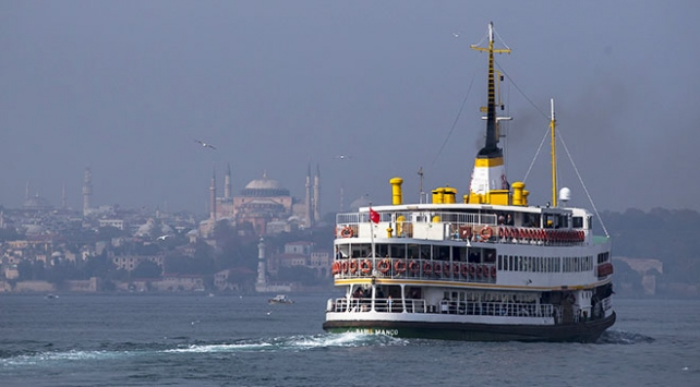 İstanbulda bazı vapur seferleri iptal