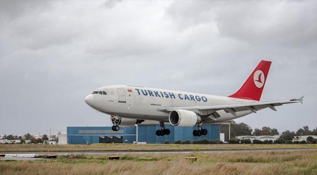 Hava yükünün 26 milyon tonu Türkiyeden taşındı