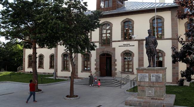 Erzurum Kongre Binasının restorasyonu tamamlandı