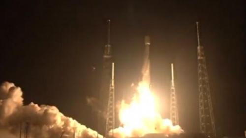 """Telesat iletişim uydusu """"Telstar 19 Vantage"""" başarıyla fırlatıldı"""