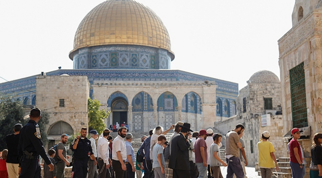 Hamastan Mescid-i Aksa baskınına tepki