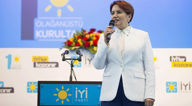 Meral Akşener kongrede yeniden aday olmayacak