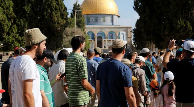 """Ürdünden İsraile """"Mescid-i Aksa"""" tepkisi"""
