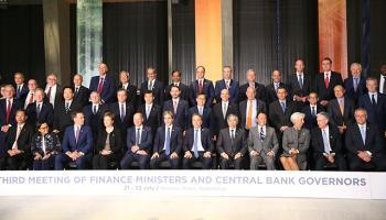 G20 Toplantısından ticaretle ilgili net bir mesaj çıkmadı