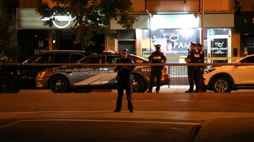 Kanadada silahlı saldırı: 2 ölü, 13 yaralı