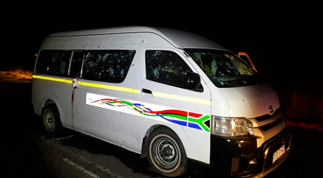 Güney Afrikada taksiciler arasında kanlı rekabet