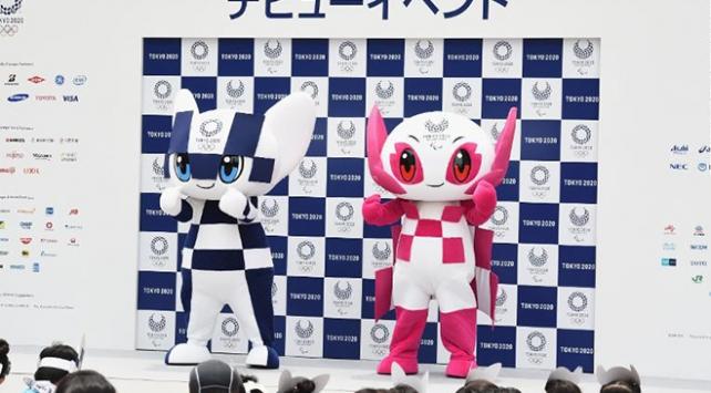 2020 Tokyo Olimpiyatlarının resmi maskotları belirlendi