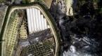 Antalyadaki orman yangınında zarar gören alan havadan görüntülendi