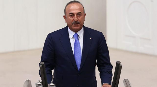 """Dışişleri Bakanı Çavuşoğlundan """"İrana yaptırım"""" açıklaması"""