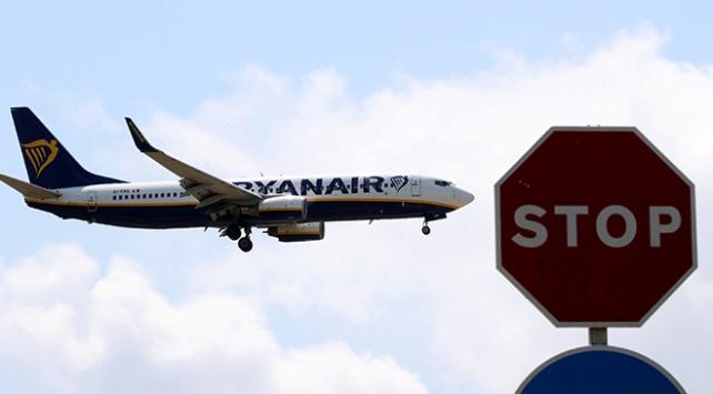 Avrupada havayolu krizi: Ryanairde grev başladı