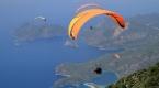 Babadağdan yamaç paraşütü uçuşlarında yüzde 75lik artış