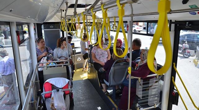 Çorumda otobüsleri gizli yolcular denetleyecek