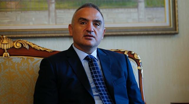 Kültür ve Turizm Bakanı Ersoy: Yeni kurullar kuracağız