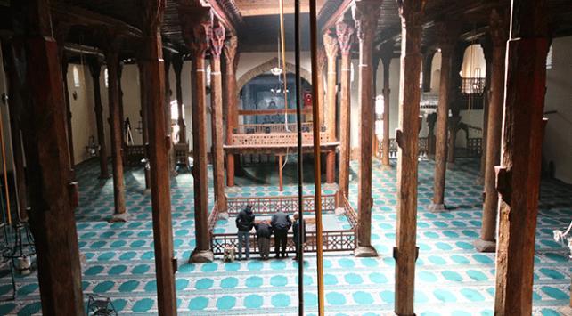 Türkiyenin ahşap camileri kayıt altına alındı