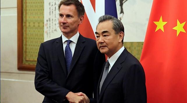 Çin'den İngiltere'ye serbest ticaret teklifi