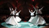 """Tarihin kalbinde """"Türk dansları"""" ve """"sema ayini"""" ilgi görüyor"""