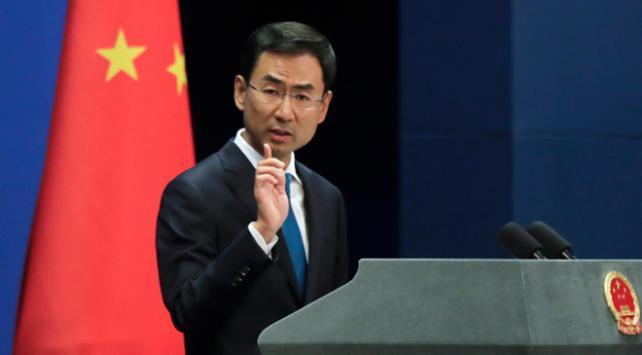 Çinden ABDnin ticaret baskısına tepki: İşe yaramayacak