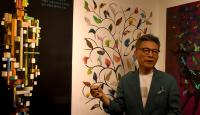 Koreli grafik tasarım sanatçıları Ankara'da sergi açtı