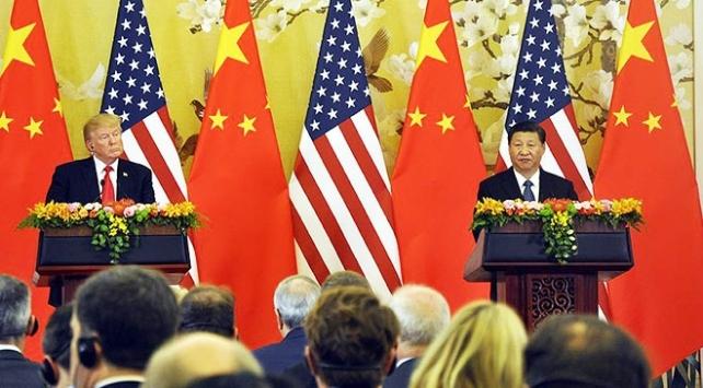 ABD Çin ürünlerine vergi oranını yüzde 25e çıkardı